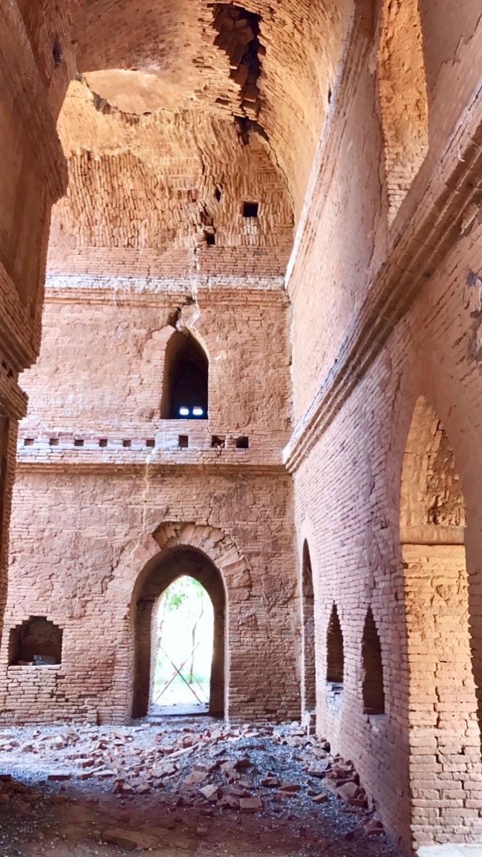 13th Century Monastery in Bagan, Myanmar