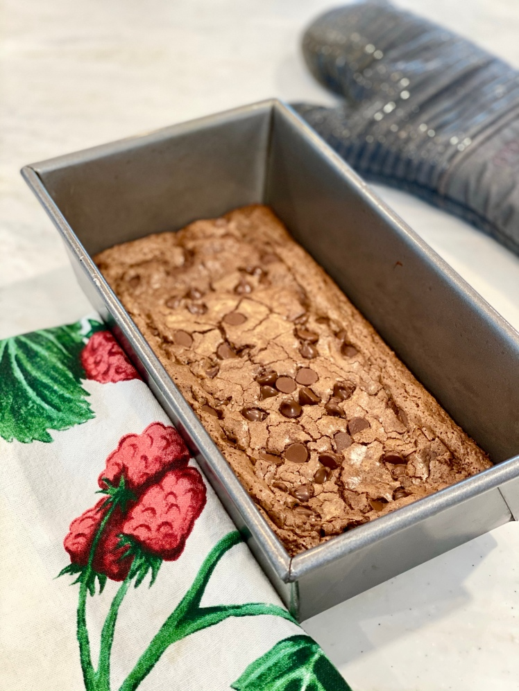 Fudgy gluten free small batch brownies